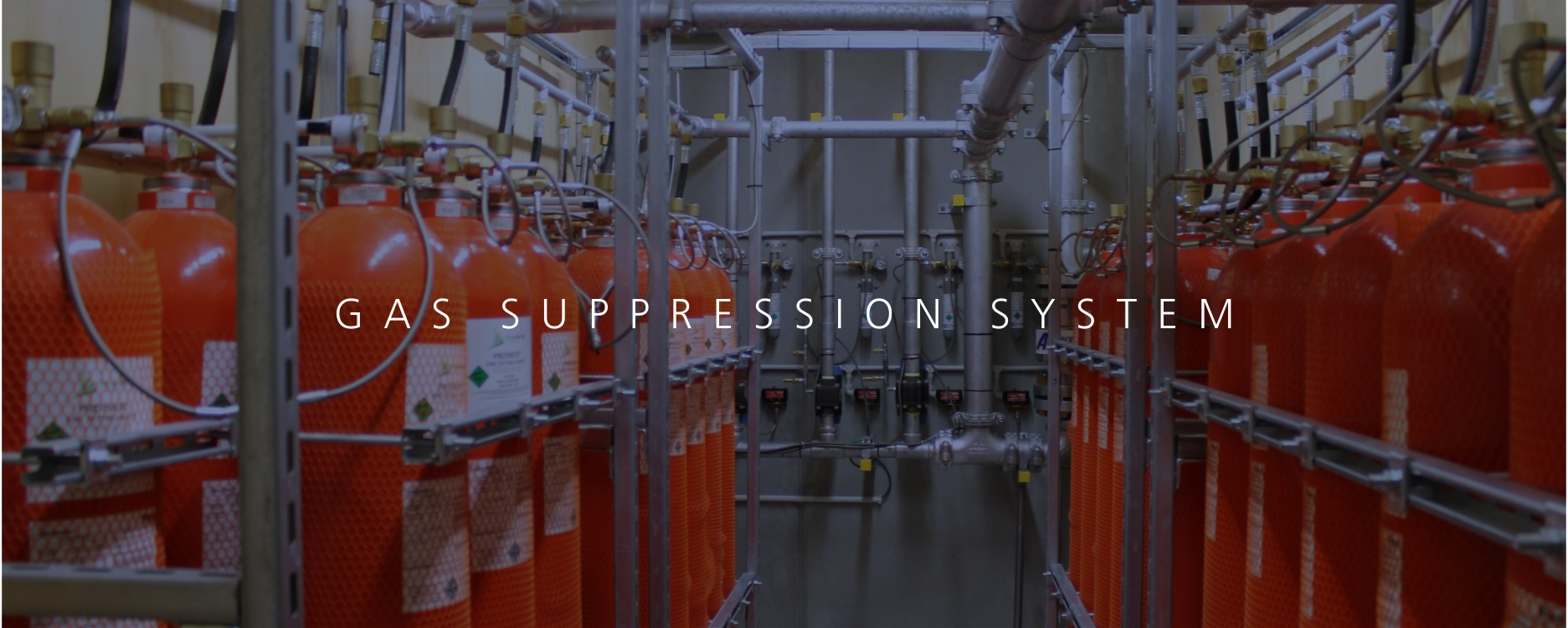 Gas- Suppression- System